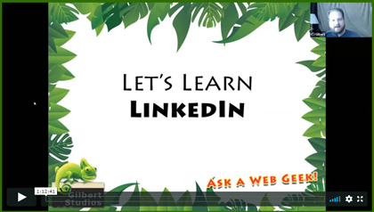 AaWG: Let's Learn LinkedIn
