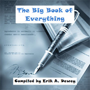 Erik Dewey's The Big Book of Everything