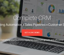 GreenRope Customer Relationship Management