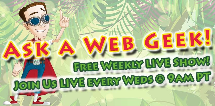 Ask a Web Geek!